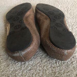 Tory Burch Shoes - Reva flats